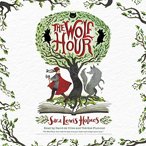 The Wolf Hour audiobook cover art