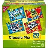 Nabisco Classic Mix Variety Pack, OREO Mini, CHIPS AHOY! Mini, Nutter Butter Bites, RITZ Bits...