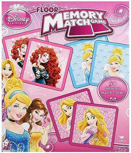 nuevo sádico Disney Princess Floor Memory Match Game by Disney Princess Princess Princess  tienda en linea