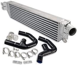 For VW GOLF MK5 MK6 GTI FSI JETTA 2.0T A3 Twin Turbo Front Mount Aluminum Intercooler Kit