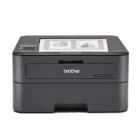 Brother HL-L2366DW Monochrome Laser Printer with Wi-fi, Network & Auto Duplex Printing (Black)