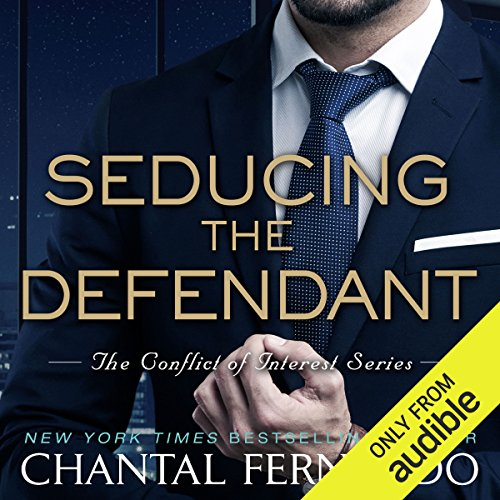 Seducing the Defendant audiobook cover art