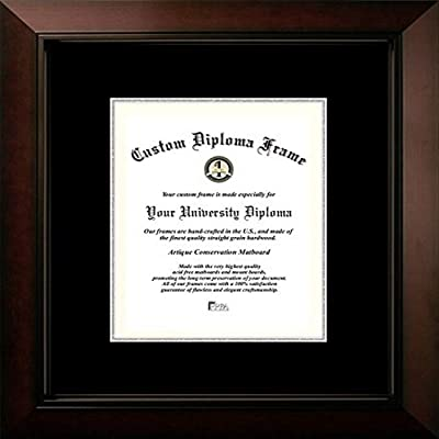 Amazon Com Campus Images Pbgtbg018511 Petite Certificate Frame With Black Gold Trim And Mats 8 5 X 11