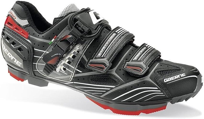 Gaerne g. olympia + Chaussures VTT Cyclisme, noir 38