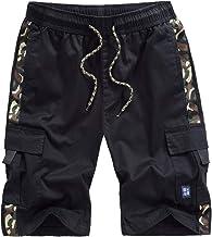 Verano de los Hombres pantalones Cortos Sueltos Grande Algodón Puro Deportes Casual Pantalones Playa