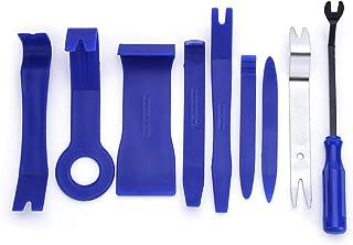 Limicar - Kit de herramientas de extracción de embellecedores de coche, 9 piezas, para panel de puerta de coche, kit de he...