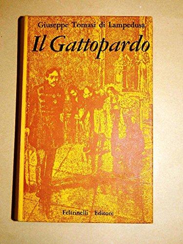 IL GATTOPARDO --- MILANO FELTRINELLI 1959