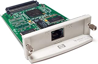 USA Printer Company HP 615N JetDirect Card (J6057A) Fast Ethernet EIO Internal Print Server w/ 8MB Memory