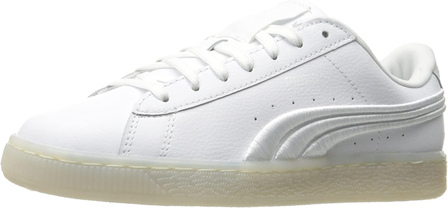 PUMA Basket Classic Badge Iced Fashion Sneaker