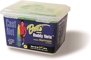 "Betts My Betts Buddy Chartreuse Net 3ft 3/8"" Mesh Box"