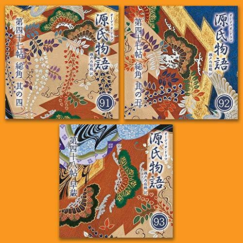 『源氏物語 瀬戸内寂聴 訳 3本セット(三十一)』のカバーアート