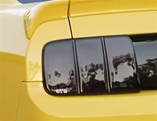 GT Styling GT4141 Smoke Blackout Taillight Cover