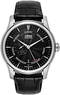 Oris Artelier Small Second Pointer Day Men's Automatic Watch 745-7666-4054-LS