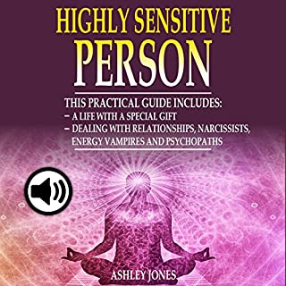 Highly Sensitive Person: 2 Empath Manuscripts cover art