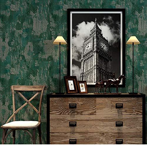 Giow Wandverkleidung 57 Quadratfuß/Roll Loft Industriedesign Tapete 20,8 'X 393,7' Wohnzimmer Schlafzimmer Küche Restaurant Hotel Cafe Hintergrund Wände Dekoration Dekorative Tapete