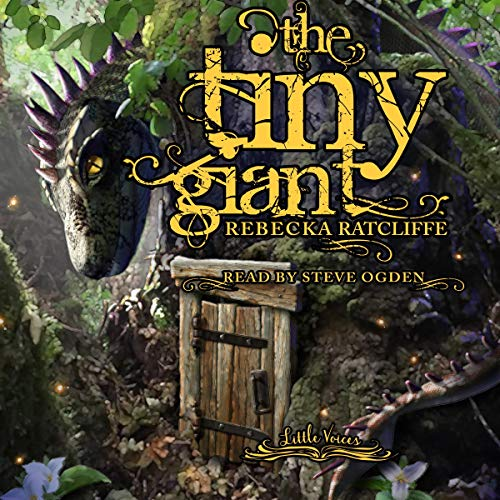 The Tiny Giant audiobook cover art