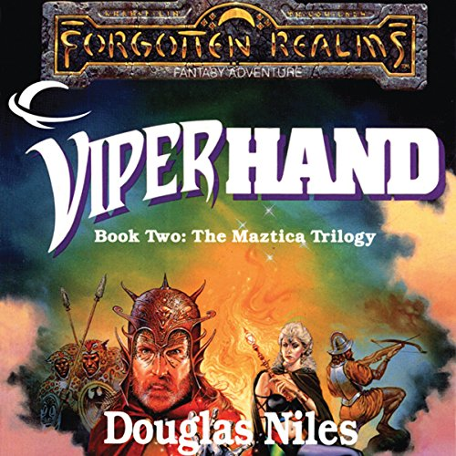 Viperhand audiobook cover art
