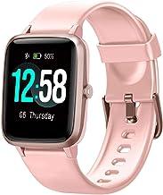 Blackview Smartwatch Fitness Tracker Watch Hombres Mujeres, Reloj Inteligente Deportivo..