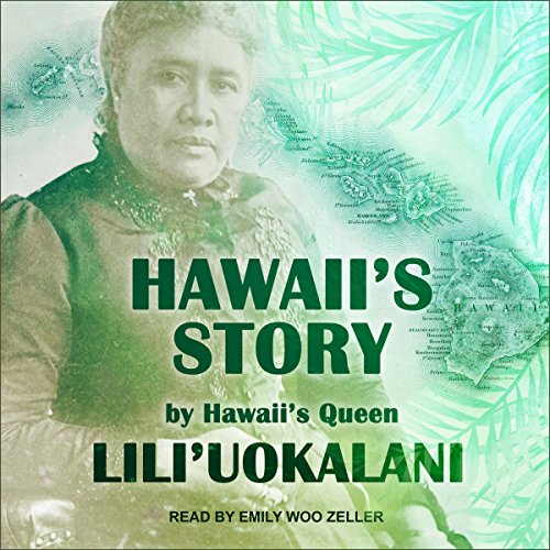 Couverture de Hawaii's Story by Hawaii's Queen