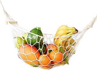 Fruit hamac rangement fruits et légumes - Permet la maturation uniforme des fruits et légumes. Donnez à votre cuisine ou à...