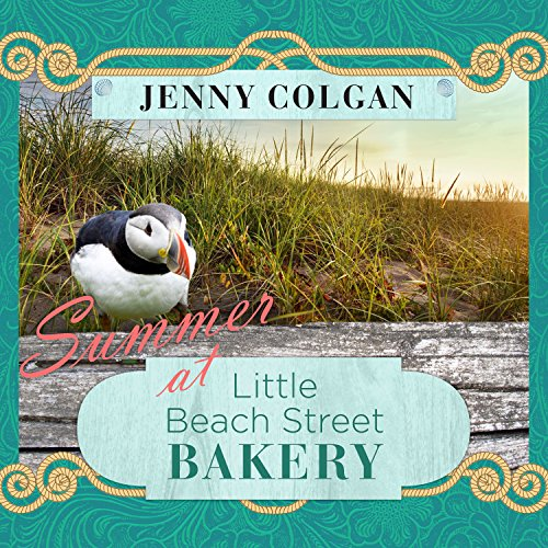 Summer at Little Beach Street Bakery audiobook cover art