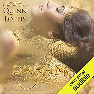 Dream of Me audiobook cover art