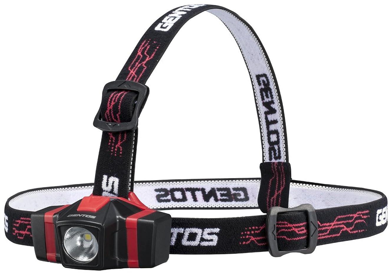 これら解説アレルギー性GENTOS(ジェントス) LEDヘッドライト GDシリーズ ANSI規格準拠