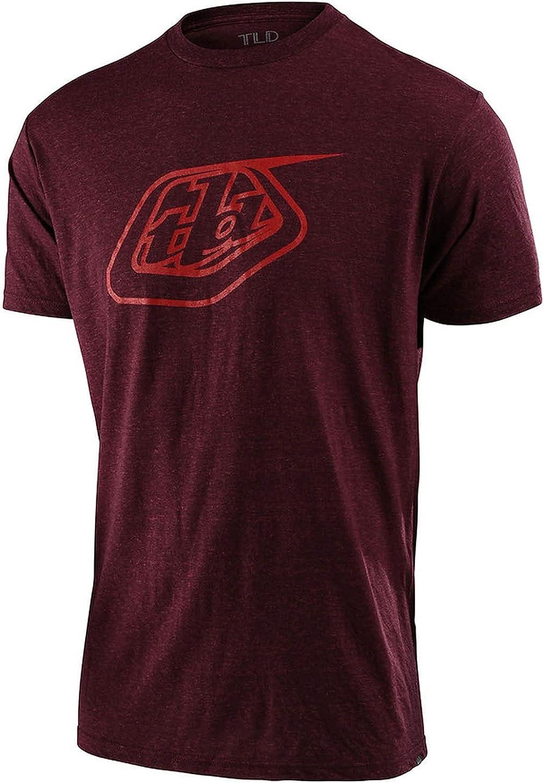 Troy Lee Designs Camisa de manga corta con logotipo para hombre