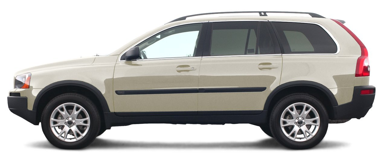 ... 2005 Volvo XC90, 4-Door 2.9L Twin Turbo All Wheel Drive