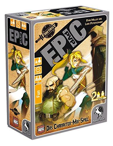Pegasus Juegos 17281G - Epic PVP, Juegos de Cartas (Idioma español no garantizado)
