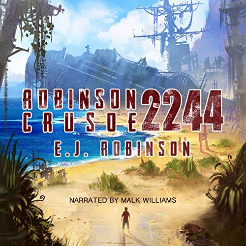 Robinson Crusoe 2244 cover art