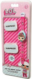 L.O.L. Surprise ! GNT-3544 Flip Top Digital Watch
