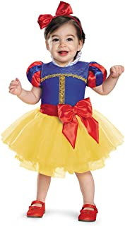Disguise Baby Girls' Snow White Prestige Infant Costume