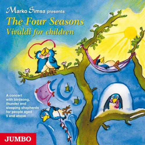 The Four Seasons. Vivaldi for Children Titelbild