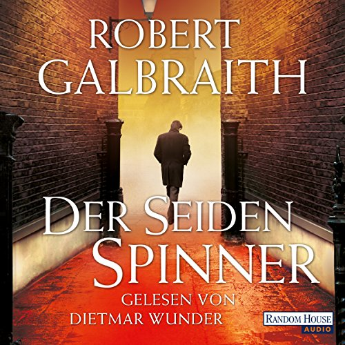 Der Seidenspinner audiobook cover art