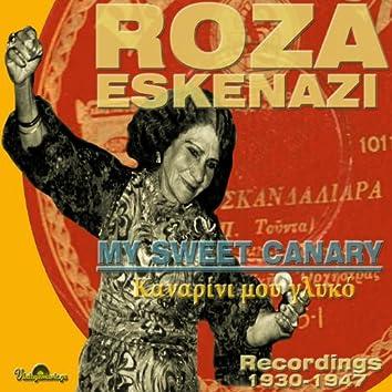 Kanarini Mou Glyko (Recordings: 1930-1947)