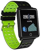 Smart Horloges Fitness Tracker IP68 Waterdicht voor Mannen Vrouwen Activiteit Tracker Smart Armband met Hartslagmeter Stap...