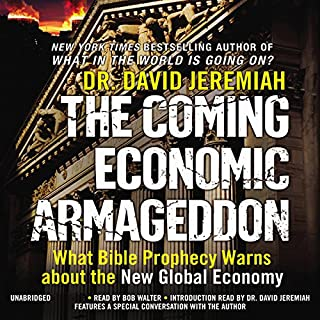 The Coming Economic Armageddon audiobook cover art