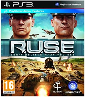 RUSE Don't Believe What You See (PS3)