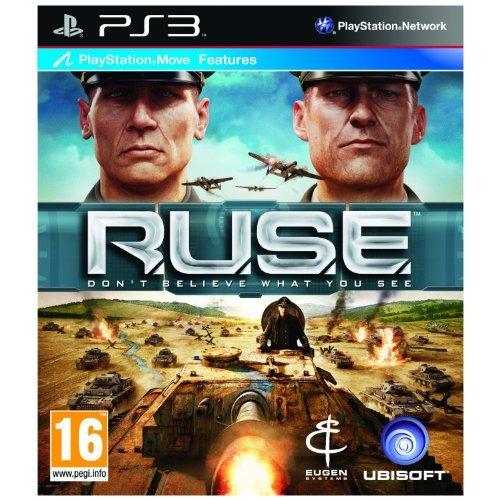 R.U.S.E - Move Compatible (PS3) [Importación inglesa]