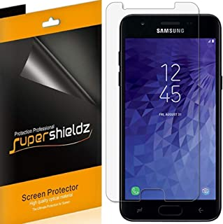(6 Pack) Supershieldz for Samsung (Galaxy Express Prime 3) Screen Protector, 0.23mm, High Definition Clear Shield (PET)