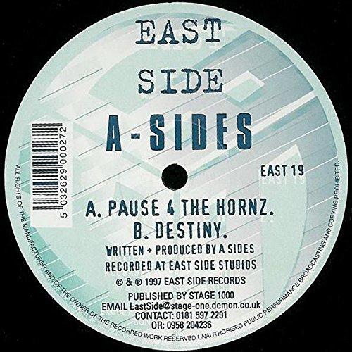 Pause 4 The Hornz / Destiny