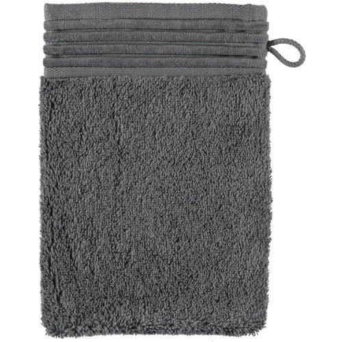 Möve Handtücher Loft Graphit - 843 Waschhandschuh 15x20 cm