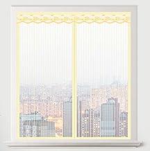 Vliegscherm muggen magnetisch venster scherm, gaas venster gordijnen venster beschermer net voor het stoppen van muggenins...