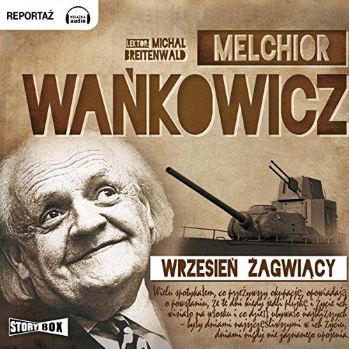 Wrzesien zagwiacy audiobook cover art
