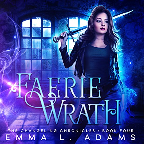 Faerie Wrath audiobook cover art