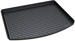 Aiqiying Cargo Liners,Black Heavy Duty Rubber Waterproof Rear Cargo Tray Trunk Floor Mat Protector Custom Fit for 2013 2014 2015 2016 2017 2018 2019 Ford Escape