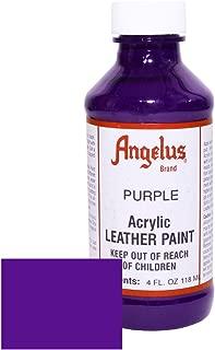 Angelus Leather Paint 4oz-Purple