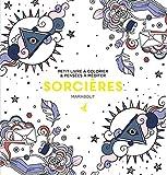 Le petit livre de coloriages : Sorcières