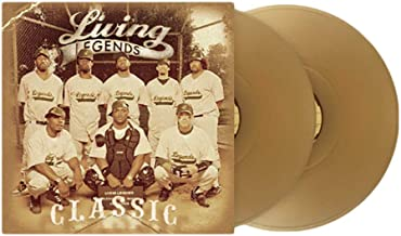 Living Legend Classic (Club Edition) Exclusive Gold Colored Vinyl